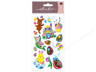 EK Sticko Sticker Easter Bunnies