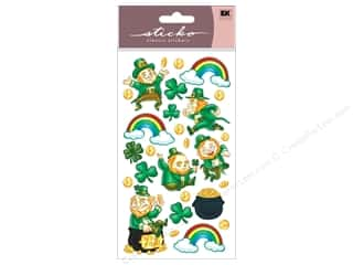 EK Sticko Sticker Leprechaun Riches