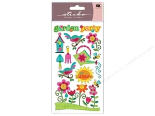 EK Sticko Sticker Garden Party
