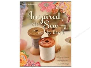 Inspired To Sew Book