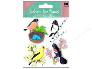 Spring Stickers: Jolee's Boutique Stickers Spring Birds