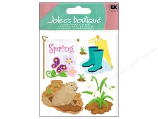 Jolee's Boutique Stickers Spring Is Coming