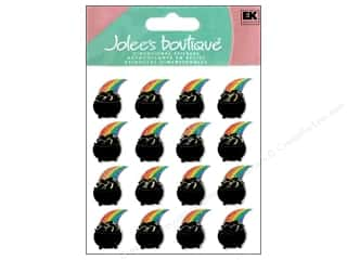St. Patrick's Day: Jolee's Boutique Stickers Repeats Pot Of Gold