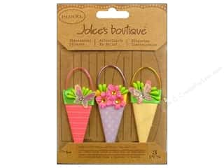 Jolee's Boutique Stickers Parcel Spring Bouquet