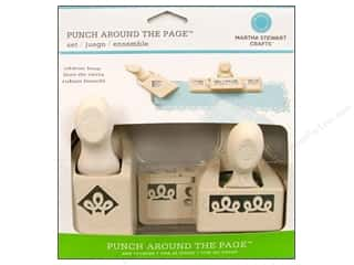Weekly Specials Crate Paper: Martha Stewart Punch Around/Page Ribbon Loop