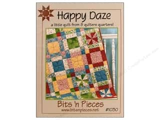 Bits 'n Pieces Quilting Patterns: Bits 'n Pieces Happy Daze Pattern