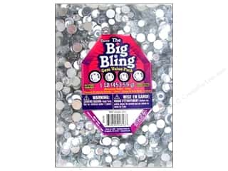 Rhinestones: Darice Rhinestone Acrylic Asstd Round Crystal 1lb