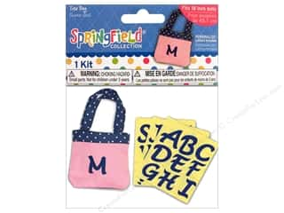 "Fibre-Craft Doll Clothes Sprgfld 18"" Tote Bag"