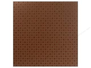 American Crafts Paper 12x12 Glit MultiDot Rocky Rd (15 sheets)