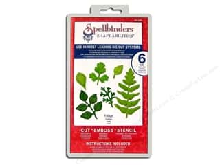 Holiday Gift Ideas Sale Spellbinders: Spellbinders Shapeabilities Die Foliage