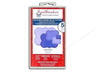 Holiday Gift Ideas Sale Spellbinders: Spellbinders Nestabilities Die Labels Nineteen