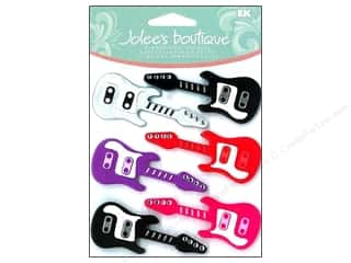 Music & Instruments $6 - $10: Jolee's Boutique Cabochons Guitars