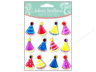Jolee's Boutique Cabochons Party Hats