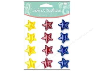Jolee's Boutique Cabochons Primary Stars