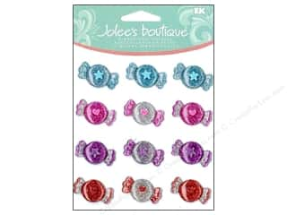 Jolee's Boutique Cabochons Candy Wrappers