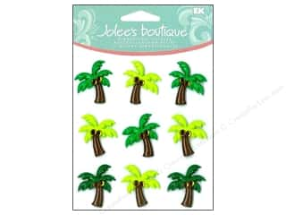 Jolee's Boutique Cabochons Palm Trees