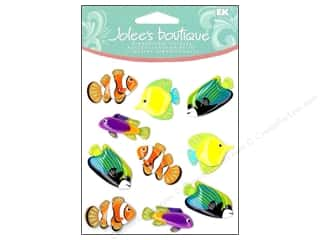Beach & Nautical EK Jolee's Boutique: Jolee's Boutique Cabochons Tropical Fish