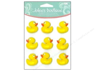 Jolee's Boutique Cabochons Rubber Duckies