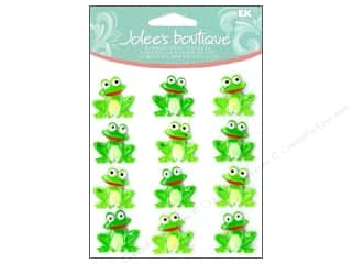 Jolee's Boutique Cabochons Froggies