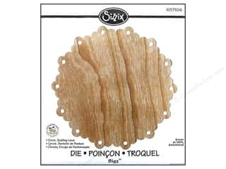 Sizzix Bigz Die Circle, Scallop Lace