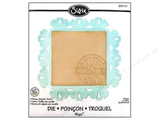 Sizzix Bigz Die Frame, Garden Trellis