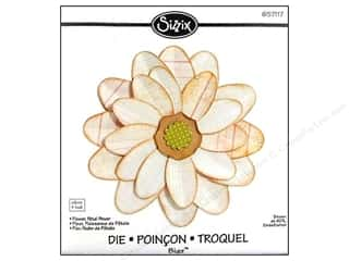 Sizzix Bigz Die Flower, Petal Power by Eileen Hull