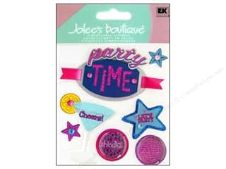 Jolee's Boutique Stickers Party Time