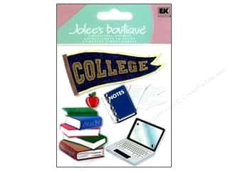 Foam Back to School: Jolee's Boutique Stickers College