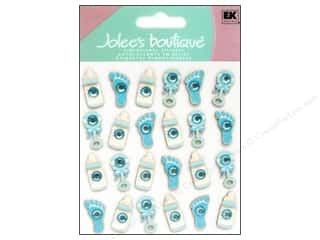 Jolee&#39;s Boutique Stickers Repeats Baby Boy Icons