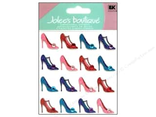 Jolee's Boutique Stickers Repeats Pumps