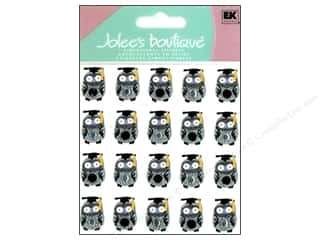 Foam Back to School: Jolee's Boutique Stickers Repeats Graduation Owl