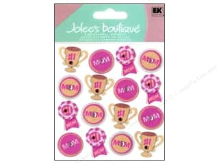 Jolee&#39;s Boutique Stickers Repeats I Love Mom