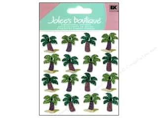Sand $2 - $3: Jolee's Boutique Stickers Repeats Palm Trees