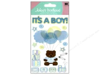 Jolee's Boutique Stickers Large It's A Boy