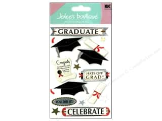 Jolee's Boutique Stickers Large Graduate Celebrate