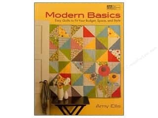 That Patchwork Place: That Patchwork Place Modern Basics Book