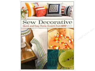 2013 Crafties - Best Adhesive: Sew Decorative Book