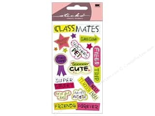 EK Success Back To School: EK Sticko Stickers Classmates