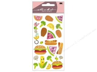 Food EK Sticko Stickers: EK Sticko Stickers BBQ