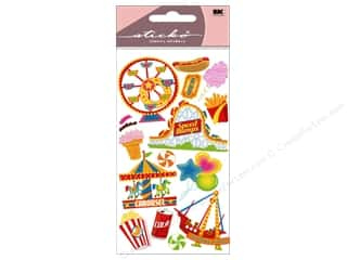 EK Success Hot: EK Sticko Stickers Amusement Park