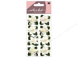 EK Sticko Stickers Gardenia