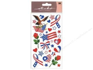 EK Sticko Stickers Patriotic The Patriot