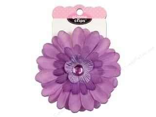 Gimmie Clips Hairclip Bella Blossoms Lavender