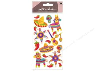 Party & Celebrations inches: EK Sticko Stickers Fiesta