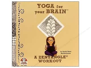 Design Originals Paper Craft Books: Design Originals Yoga For Your Brain Book