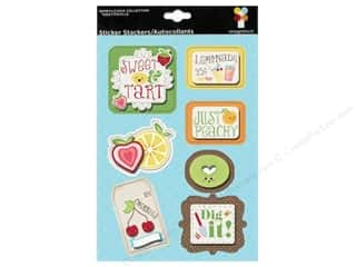 Imaginisce Stickers Berrylicious Stacker Sweet & Tart