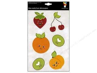 Imaginisce Die Cut Berrylicious Fruits