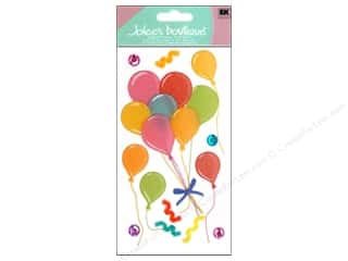 Jolee's Boutique Stickers Vellum Balloons