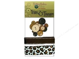 Buttons Galore Trims &amp; Treasures Animal Instinct