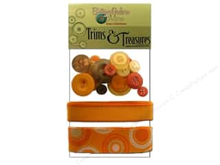 Buttons Galore Trims & Treasures Sunburst